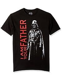 Star Wars Mens Darkest Family Short Sleeve T-Shirt