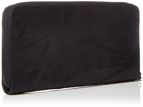 Black Diesel Men's Sunburst Men's Black Zip 24 Diesel Wallet 8Zgqgwa