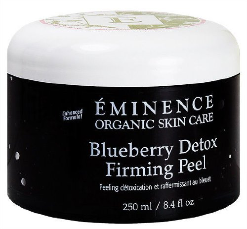 Eminence Blueberry Detox Firming Peel 8.4oz(250ml) by Eminence Organic Skin Care
