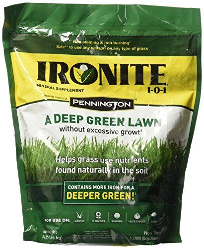 Ironite 100519429 Mineral Supplement/Fertilizer, 3 lb