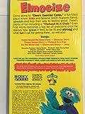 Sesame Street - Elmocize [VHS]