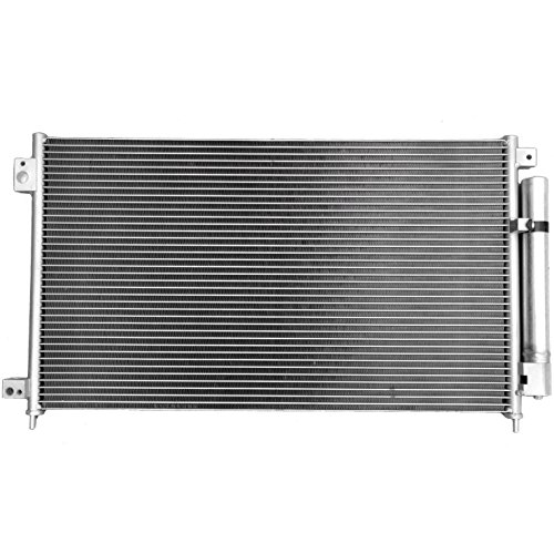 SCITOO AC A/C Condenser Compatible with 2003 2004 2005 2006 2007 Honda Accord AC308 ()