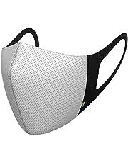Airinum Lite Air Mask, Återanvändningsbar och Tvättbar Ansiktsmask för Män, Kvinnor och Barn. En Mask med Lättviktskomfort Innehållande 2 Filter och ett Huvudklipp