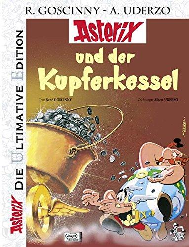 Die ultimative Asterix Edition 13: Asterix und der Kupferkessel (Asterix Die Ultimative Edition, Band 13)
