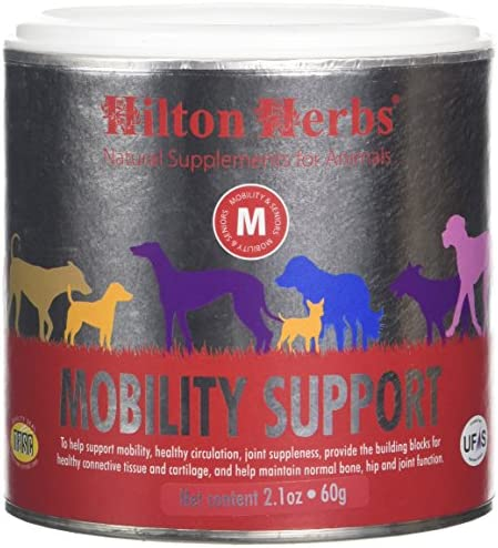 Hilton Herbs Canine Mobility Support Supplement