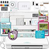 Silhouette Cameo 3 Machine Bundle, Curio machine with 12'' larger base included, Mint Machine, 24 Exclusive Designs