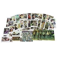 Fanstown Kpop BTS Bangtan Boys Postcard with Lomo Cards Got7 Infinite (BTS postcard B)