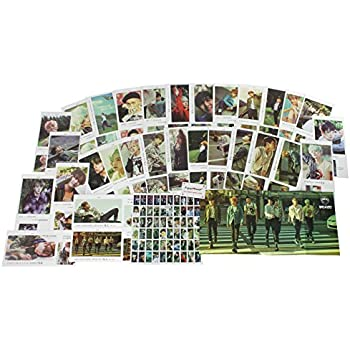 Stickers Analytical Kpop 340pcs A Set Bts Bangtan Boys Love Yourself Album Postcard Sticker Photo Suga V Fans Support Gift Collection Toys & Hobbies