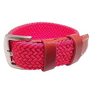 W&S Braided Woven Watch Strap Stretch Watch Band