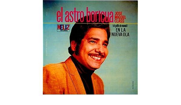 El Astro Boricua by Jose Miguel Class -