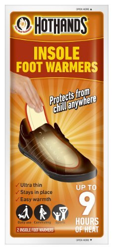 Hot Hands Insole Warmer - Pack of 8 by HotHands