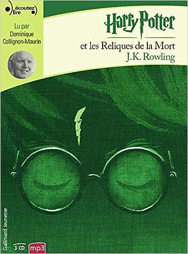 Harry Potter Et Les Reliques De La Mort Livre Audio French