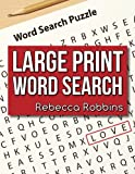 Large Print Word Search
