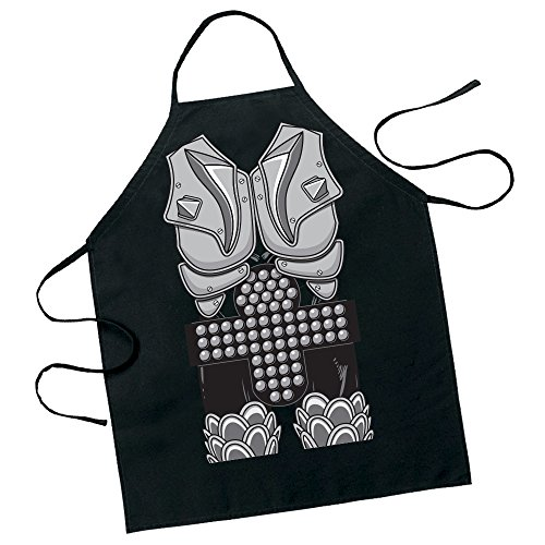 KISS The Demon Gene Simmons Character Apron - Destroyer Figure Costume Design ()