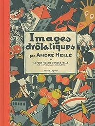 Book's Cover ofImages drolatiques