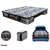 AirBedz Camo PPI 401 Full Size 8' Long Bed with Built-in Rechargeable Battery Air Pump