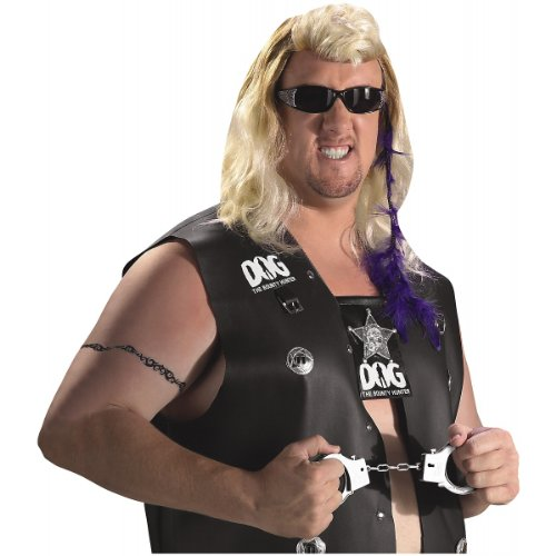 Dog Bounty Hunter Kit Costume Accessory Set