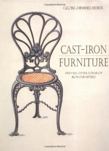Cast-iron Furniture - Wrought Furnishings Iron