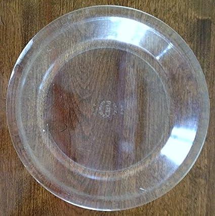 Vintage Pyrex #208 Pie Plate 8\u0026quot; Shallow HTF Pie Plate ... & Amazon.com: Vintage Pyrex #208 Pie Plate 8\