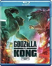 Godzilla vs Kong (BIL/Blu-ray + DVD + Digital)