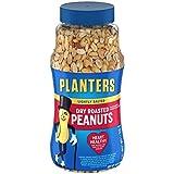 #2: Planters Peanuts, Dry Roasted & Lightly Salted, 16 Ounce Jar
