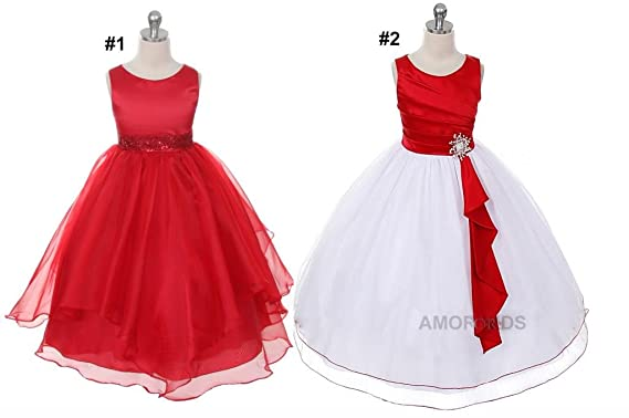 red dress chic 302 size 4 - Red Dress For Christmas Party