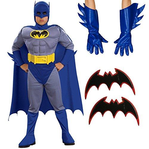 Batman Brave & Bold DLX Batman - M Bundle Set ()
