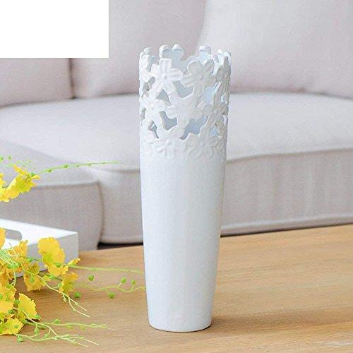 SED Decorations-Openwork lace Porcelain vase Wedding Decoration,A