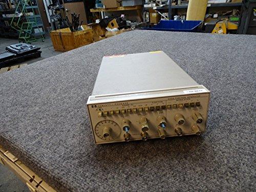 Generator Hewlett Packard Function - HP Hewlett Packard 3312A Function Generator T36258