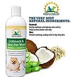 All Natural Pet Oatmeal & Aloe Shampoo Plus