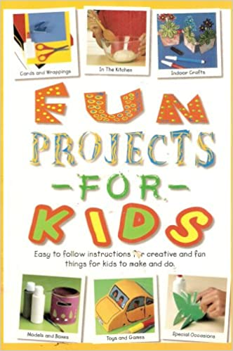 Fun Projects For Kids East To Follow Instructions For Creative And
