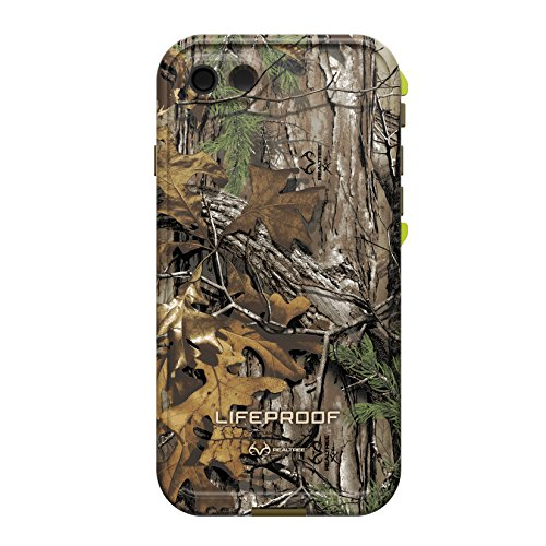 Lifeproof FRE SERIES Waterproof Case for iPhone 7 (ONLY) – Retail Packaging – REALTREE XTRA LIME (LIME/OLIVE DRAB GREEN/XTRA LIME DESIGN)