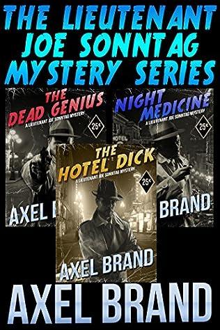 book cover of The Lieutenant Joe Sonntag Mystery Series