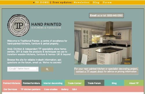 Traditional Painter - Blog Painter