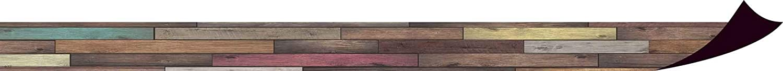 Reclaimed Wood Magnetic Border