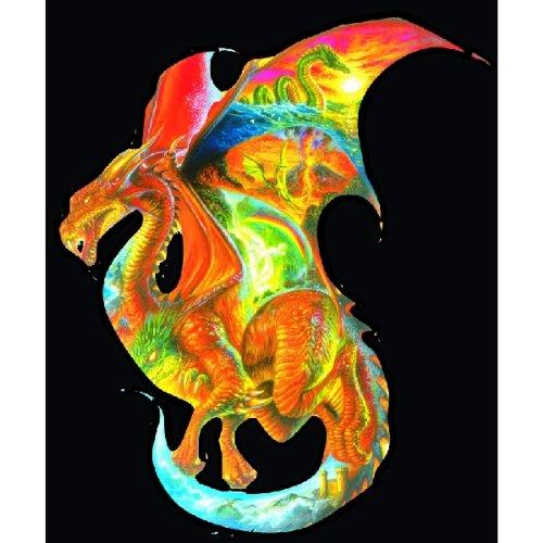 Dragon 1000 Piece Jigsaw Puzzle - 5