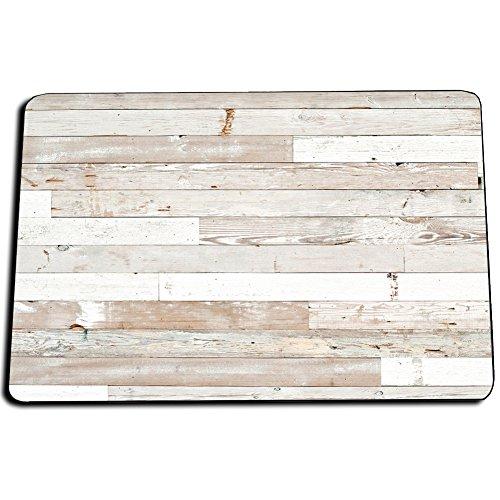 Cheap  Rustic Wood Indoor or Outdoor Kitchen Rugs, Bathroom Rugs, or Door Mats..