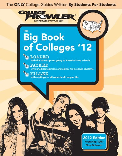 The Big Book of Colleges 2012