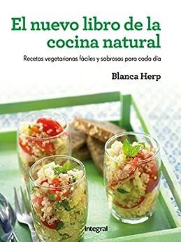 El nuevo libro de la cocina natural alimentacion for Libro cocina vegetariana