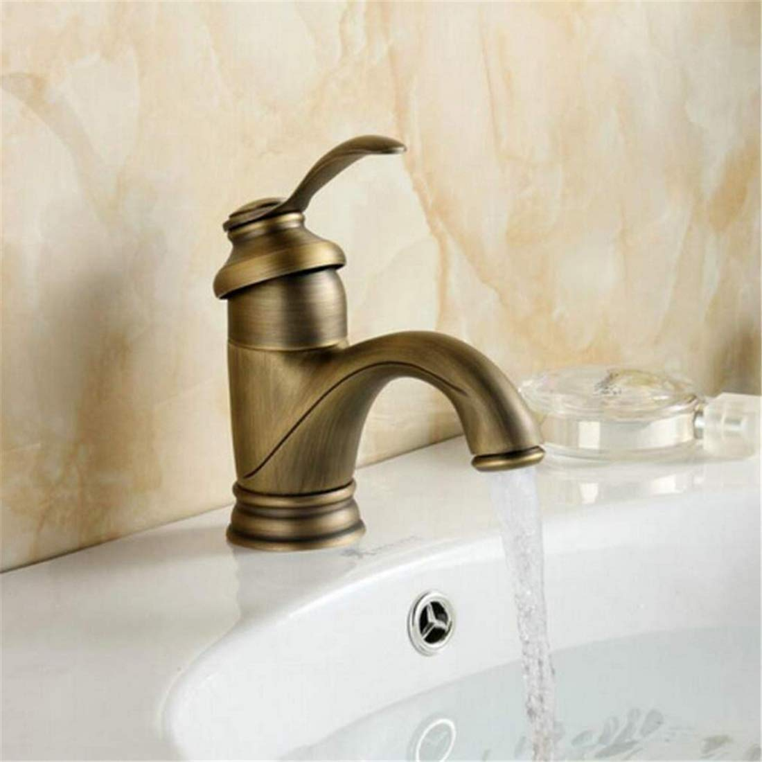 Faucets Basin Mixerbasin Chrome Brass Waterfall Sink Faucets