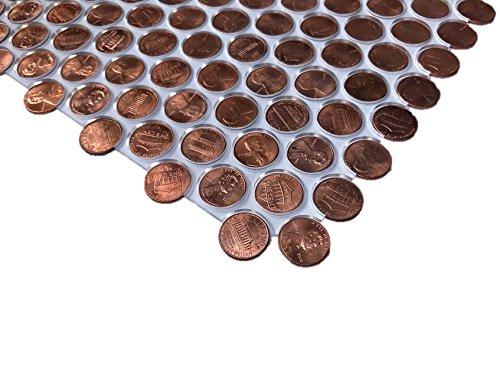 Penny Floor Tile Template/Jig (plexiglass) - Without Border
