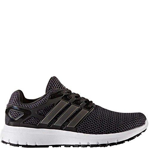 Adidas Performance Women's Energy Cloud w Running Shoe, Utility Black/Trace Grey/Black, 7.5 Medium US