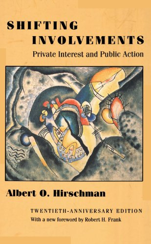 albert hirschman essays in trespassing Worldly philosopher : the odyssey of albert o hirschman by jeremy adelman ( book ) rethinking the development experience : essays provoked by the work of albert o hirschman by rethinking the development experience ( book .