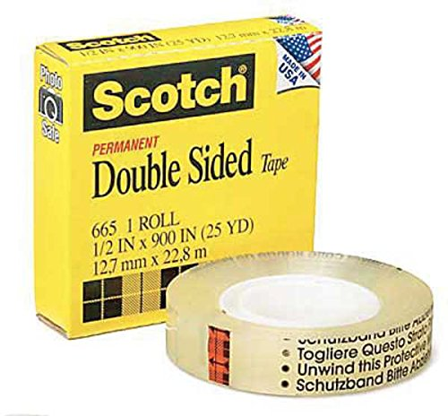 665 Double Coated Tape - 6