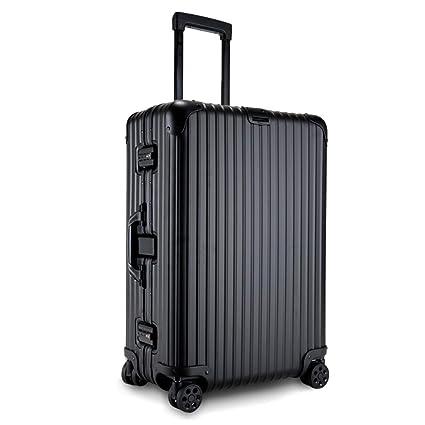 LYXPUZI Bolsas de viaje Maleta de equipaje de mano de cabina ...