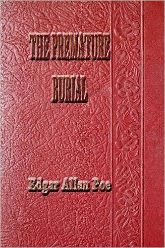 Book The Premature Burial