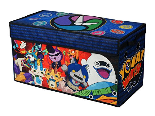Level-5 Yo Kai Watch Collapsible Storage Trunk Multicolor by Level 99