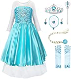 JerrisApparel Snow Party Dress Queen Costume