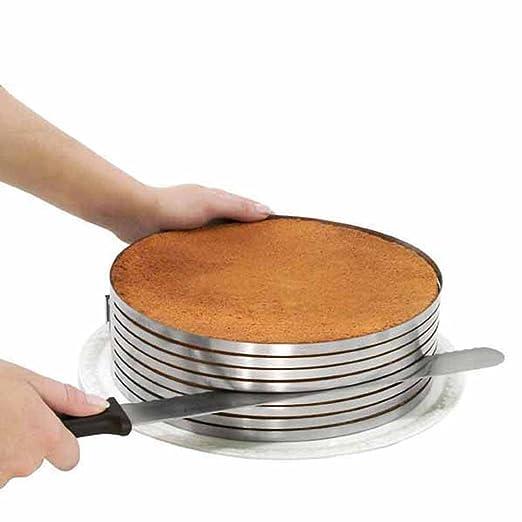 5 opinioni per Anello taglia torta affetta torte in 8