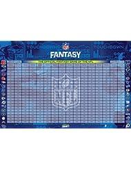 NFL 2017 Officially Licensed Fantasy Football Draft Kit